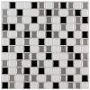 black_white_steel_effect_self_adhesive_tile