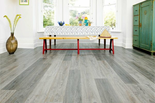 Aqualock laminate flooring