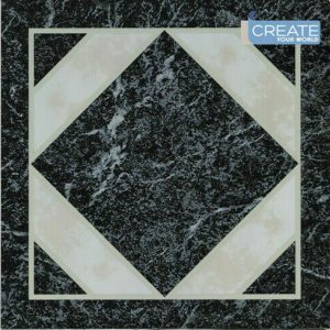 d-c-floor Diamond Marble Self Adhesive Vinyl Floor Tiles pack of 11 tiles (1SQM)