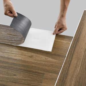 Self Adhesive Vinyl Laminate Self-Adhesive Floor Board Oak Effect Plank 7 Planks = 0.975 qm