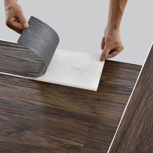 NEUHOLZ® ca.4m² Self Adhesive Floor Planks Vinyl Laminate Oak Natural Matte Planks 28 Planks =3.92qm