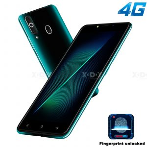 Cheap 4G LTE 2020 Dual SIM Android Mobile Phone Unlocked Smartphone 4 Core Royal