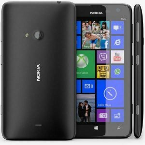 New Condition Nokia Lumia 625 - 8GB - Black (Unlocked) Smartphone - 12M Warranty