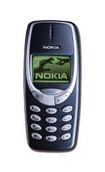 Nokia 3310 - Blue (Unlocked) Mobile Phone