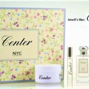 CENTRE Fragrance Perfume Gift Sets EDP Fragrance X-MAS Gift SEALED -Buydby.com