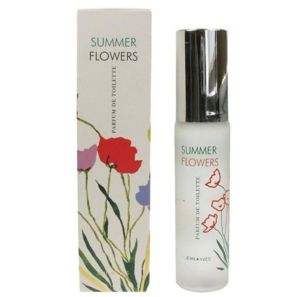 Milton Lloyd Summer Flowers Eau De Toilette Fragrance Spray - Buydby.com