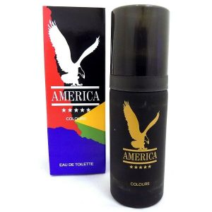 Milton Lloyd America Colours Perfume Eau De Toilette Fragrance Spray - Buydby.com