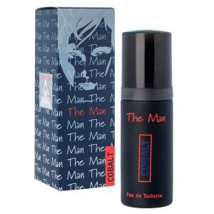 Milton Lloyd The Man Cobalt Mens Eau De Toilette Fragrance Spray - Buydby.com