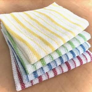 Veltex Diamond-Lok Dish cloths ~ Choice of Colours 2 Pack Dishcloth