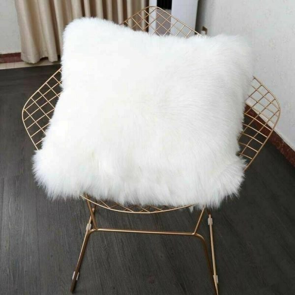 Fluffy Fur Shaggy Soft Cushion Cover